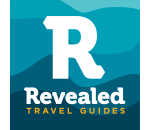 Revealed Travel Guides Logo