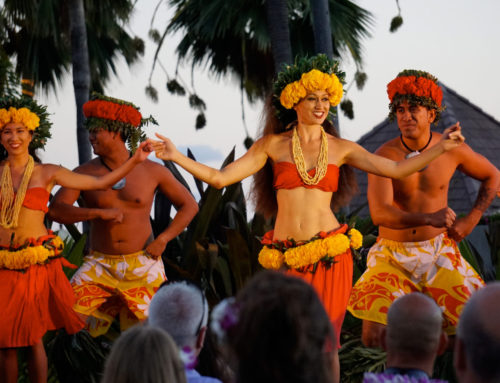 THE HULA: A (VERY) BRIEF HISTORY