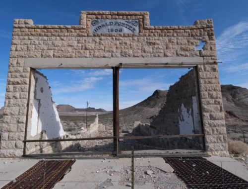 Ghost Towns to Visit Near Las Vegas